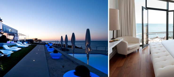 Farol design hotel cascais the stage of fashion for Design hotel cascais