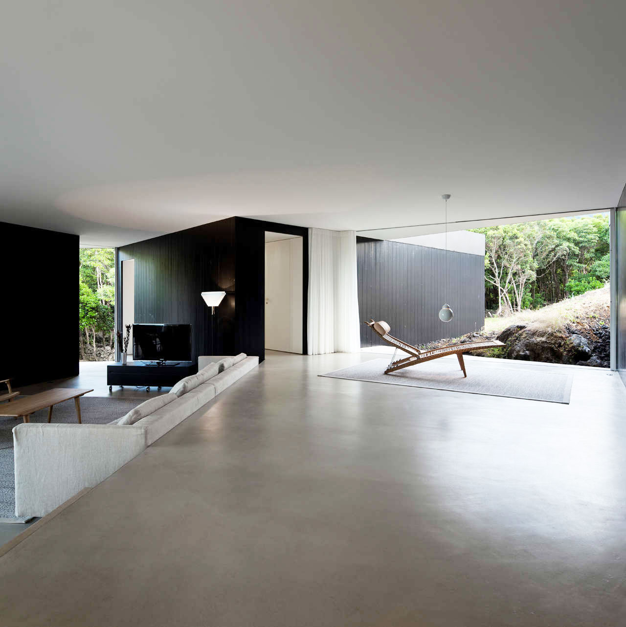 Dialogue House c/z house, dialogue with nature house-cz-by-sami-arquitectos-6