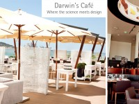 Darwin&#039;s Caf - Where the science meets design