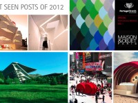 Most seen posts of 2012