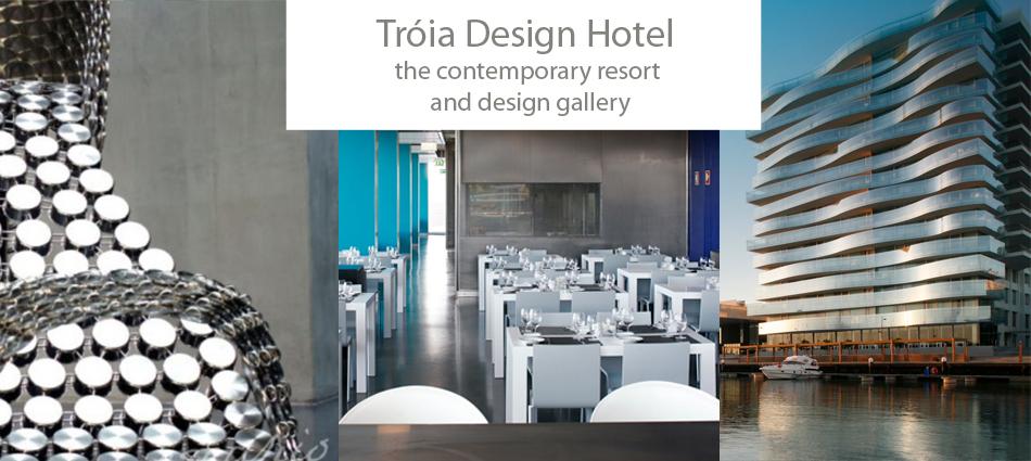 Tr ia design hotel the contemporary resort and design for Design hotel troia