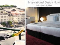 International Design Hotel - In the heart of Lisbon