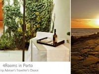 Four Rooms in Porto is the Traveller's Choice