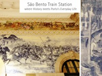 São Bento Train Station - Where History meets Porto's everyday life