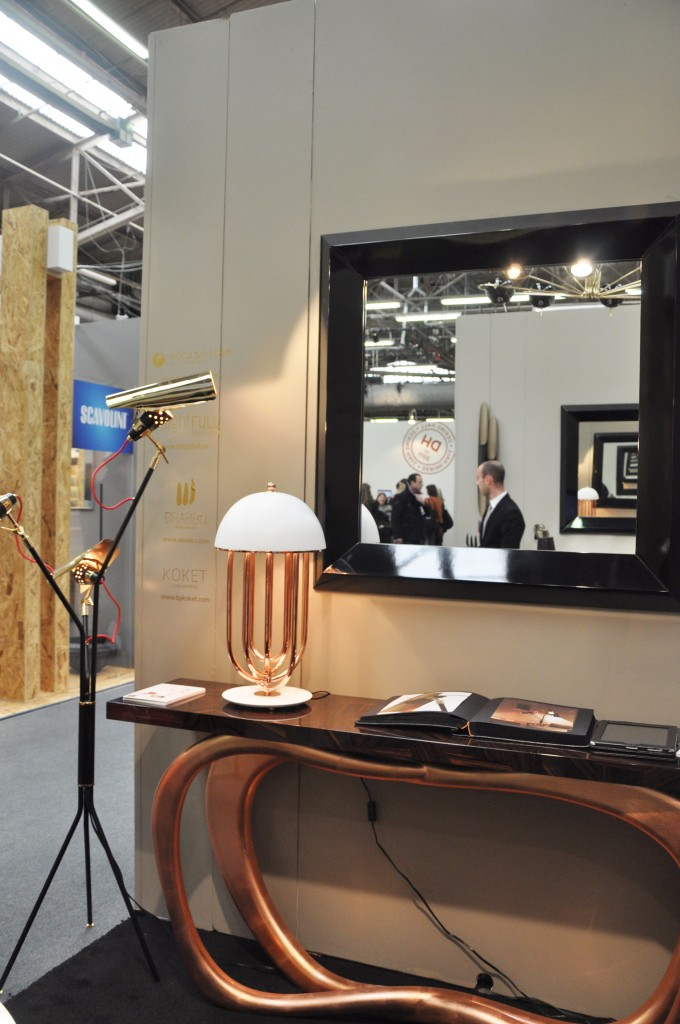 Architectural Digest Home Design Show Portugal Well