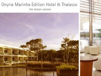 Onyria Marinha Edition Hotel &Thalasso, the dream winner