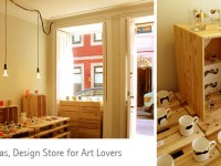 Entre Linhas, Design Store for Art Lovers