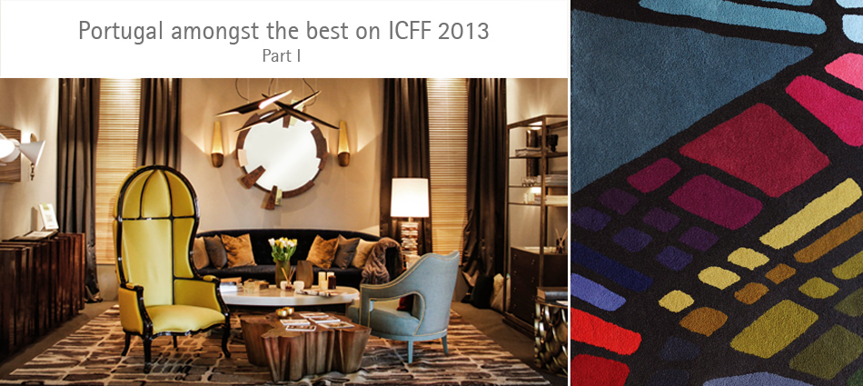 Portugal amongst the best on ICFF 2013 - Part I