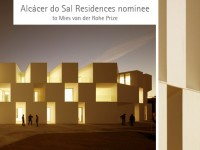 Alcácer do Sal Residences nominee to Mies van der Rohe Prize