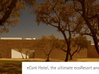eCork Hotel, the ultimate ecoResort and Spa in Portugal