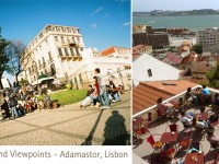 Best Belvederes and Viewpoints - Adamastor, Lisbon