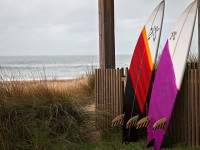 Maria Riding Company: designers who customize surfboards and bikes
