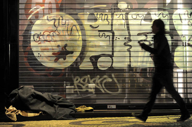 invisibility of homelessness