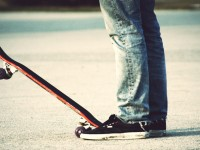 Deka: A skate board a day...